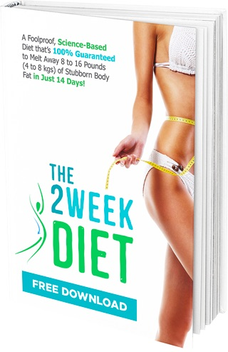 Two Week Diet book cover